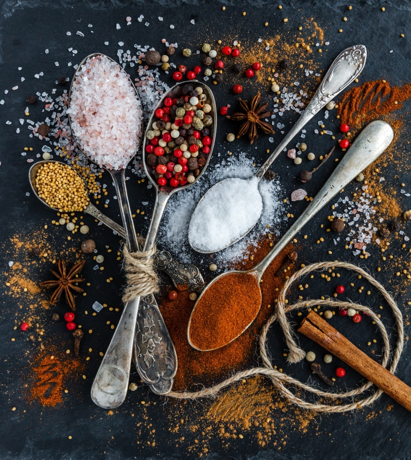 In the Kitchen...What's Your Family's Spice of Life?