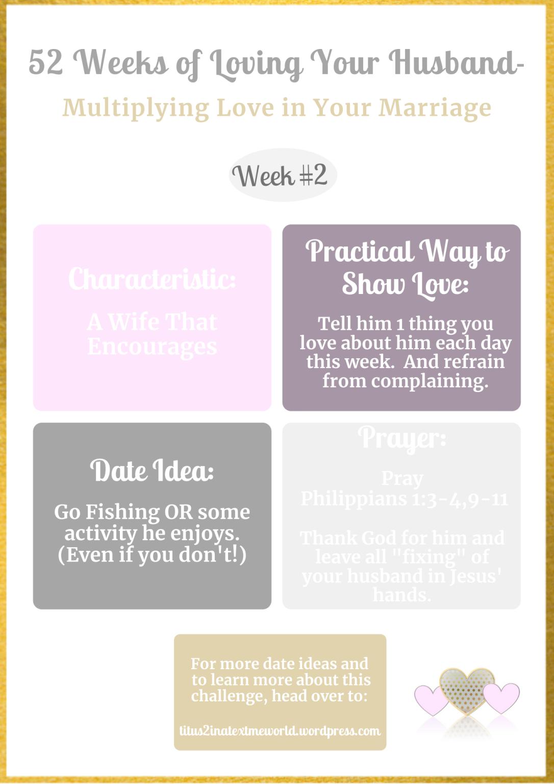 Multiply Love in Marriage Week 2